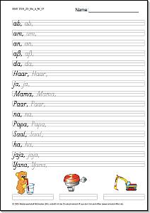 linienblatt zum ausdrucken
